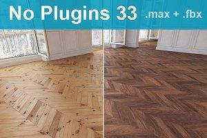 Parquet Floor 33 WITHOUT PLUGINS