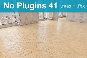 Parquet Floor 41 WITHOUT PLUGINS