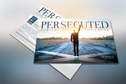 Persecuted Flyer Template