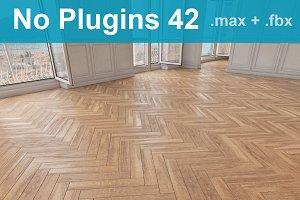 Parquet Floor 42 WITHOUT PLUGINS