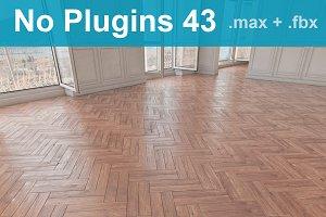 Parquet Floor 43 WITHOUT PLUGINS