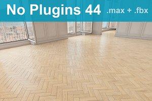 Parquet Floor 44 WITHOUT PLUGINS