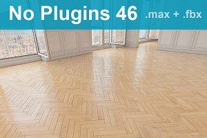 Parquet Floor 46 WITHOUT PLUGINS