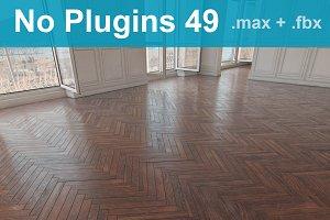 Parquet Floor 49 WITHOUT PLUGINS