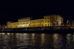 Corvinus University. Budapest, Hungary .