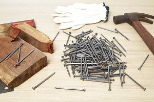 Professional carpentry equipment