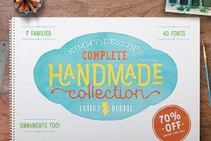 Handmade Collection Bundle
