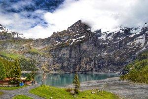 Switzerland Mountain and Lake