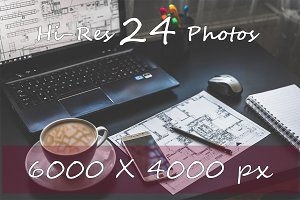 Workplace Designer PHOTO PACK