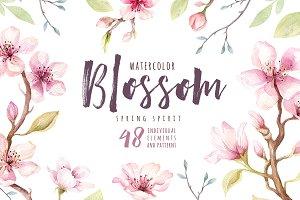 Blossom. Spring spirit