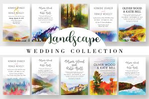 Landscape Wedding Collection Vol.2