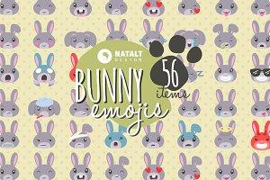 Bunny Emojis