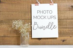Rustic Mock Ups (12 Images)