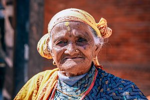 Beautiful Nepali Woman