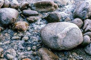 Manali River Flow