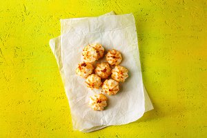 Little coconut cookies