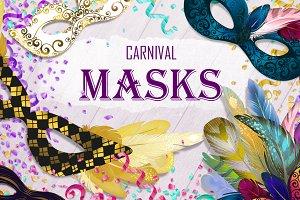 Carnival Masks!
