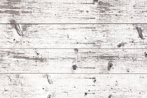 White painted wooden texture 206