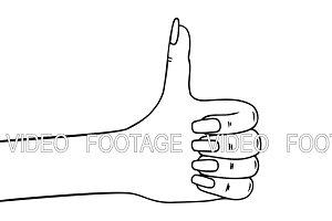 Draw a like