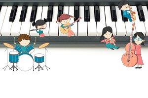 Children music school