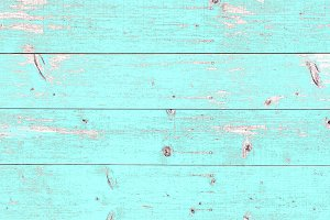 Easter rustic painted wooden texture