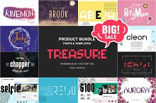 Treasure 50%OFF - Products Bundle