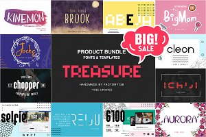 TREASURE - Products Bundle