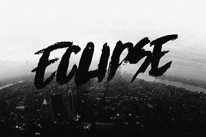 Eclipse Font 50% Discount!