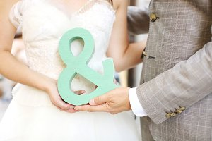 Wedding & Sign