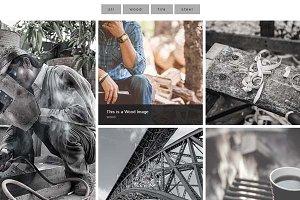 Gallery | Masonry portfolio