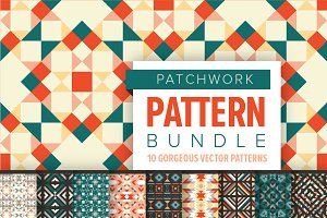 PATCHWORK Pattern Bundle