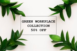 Green Workplace Collection - 50% Off
