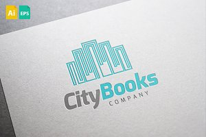 CityBooks Logo