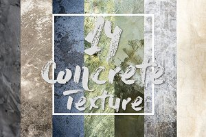 14 Concrete and Cement Textures Pack