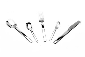 Cutlery set with Fork,