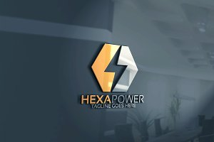 Hexa Power Logo