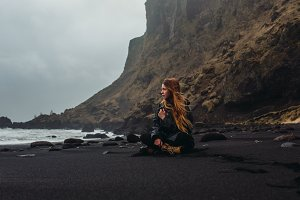 Iceland and me. Vik