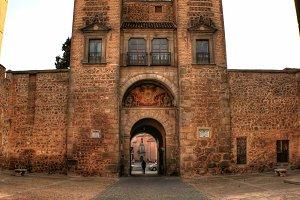 Nueva de Bisabra gate, Toledo (Spain