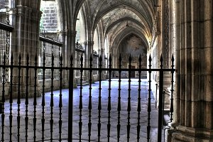 Cloister of the Cathedral (Toledo)