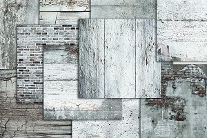 Grunge wall texture background white