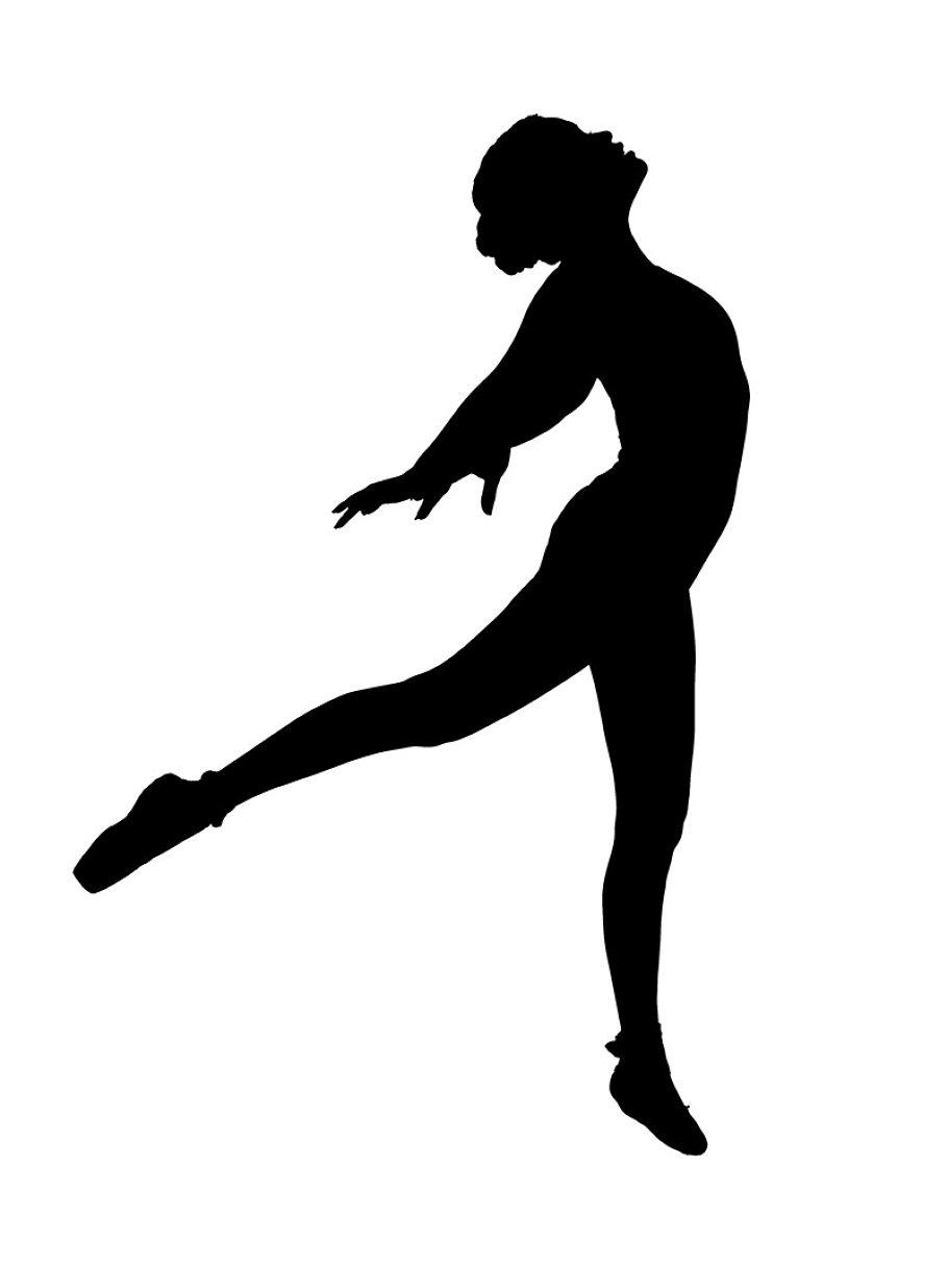 Ballet Dancer Silhouette High Quality Abstract Stock Photos Creative Market