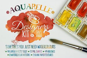 Aquarelle Designers Kit