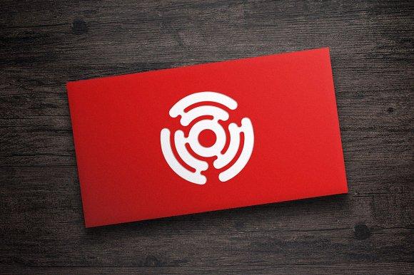 Creative Round Logo