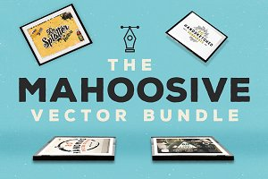 The Mahoosive Vector Bundle