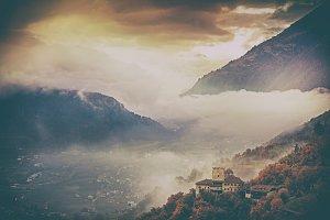 Italy, South Tyrol, Meran