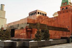 Mausoleum on Red Square