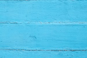Blue old wooden background texture d