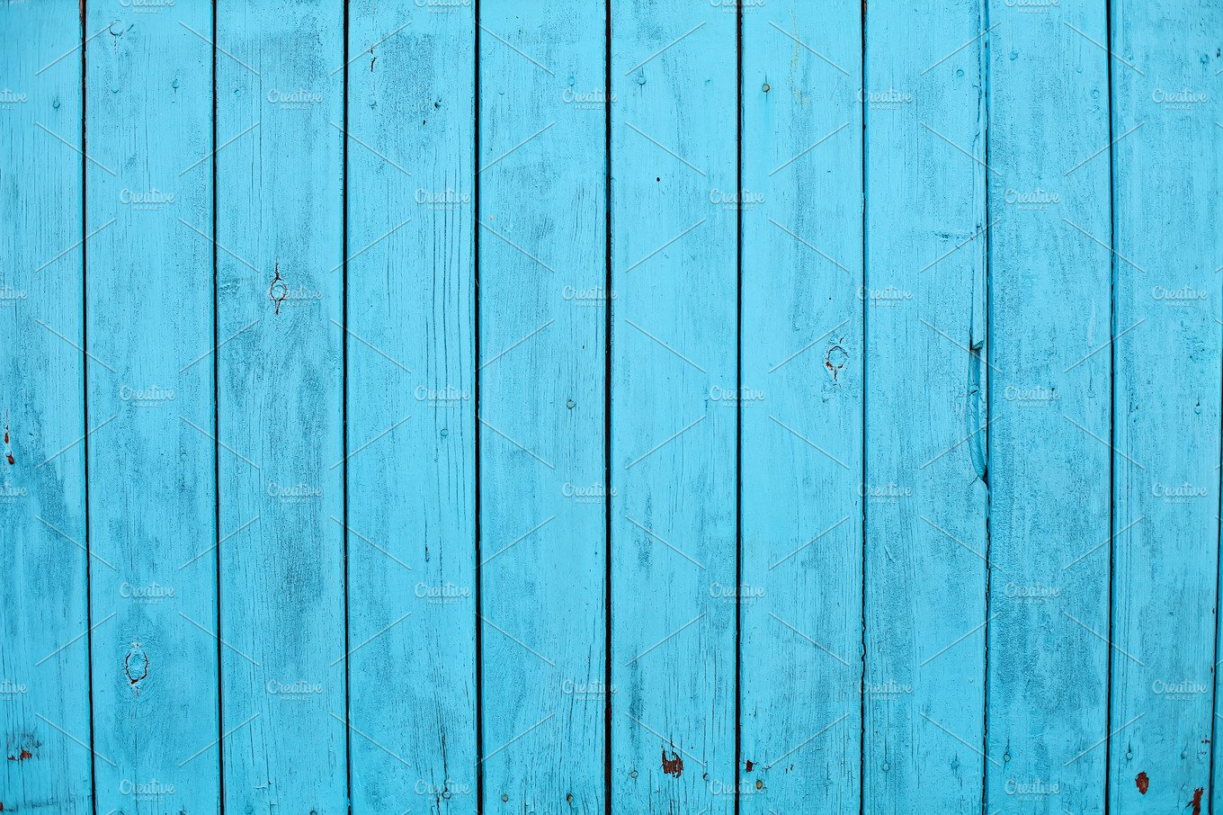 Blue old wooden background texture d ~ Abstract Photos ...