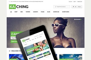 Kaching - WooCommerce Theme