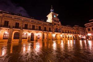 Oviedo city hall